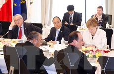 Việt Nam lần đầu tiên trong lịch sử dự Hội nghị Thượng đỉnh G7 mở rộng