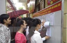 48 đại biểu trúng cử Hội đồng Nhân dân tỉnh Hà Nam khóa XVIII