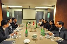Tăng cường hợp tác giữa các đảng cộng sản Việt Nam-Italy