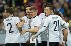 """Các """"chiến binh"""" Đức sẵn sàng tạo nên lịch sử ở EURO 2016"""