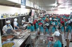Kiên quyết đấu tranh với gian lận bữa ăn ca cho công nhân
