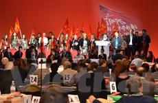 Đoàn Đảng Cộng sản Việt Nam dự Đại hội Đảng Cộng sản Pháp