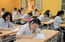 Hà Nội tổ chức 154 điểm thi vào lớp 10 trung học phổ thông