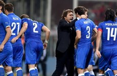 Tuyển Italy đến EURO 2016: Một thiên thanh không sung sức
