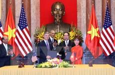 Thắt chặt liên kết để tăng kim ngạch thương mại Việt Nam-Hoa Kỳ