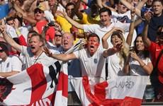 EURO 2016: Cảnh sát Anh tăng cường an ninh cho cổ động viên
