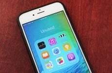 Danh sách các ứng dụng cài sẵn có thể xóa được trên iOS 10
