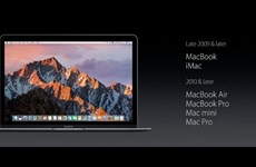Dòng máy Mac nào được hỗ trợ và không hỗ trợ cài MacOs mới?