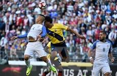 Hạ Ecuador 2-1, Mỹ chờ Argentina ở Bán kết Copa America