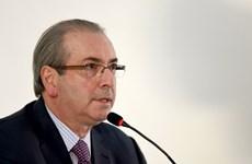 Tòa Brazil buộc tội rửa tiền đối với Chủ tịch Hạ viện đã bị đình chỉ