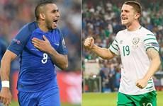 Trận Pháp-CH Ireland: Những thông tin trước giờ bóng lăn