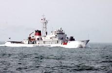 Việt Nam-Trung Quốc ký hợp tác trong hoạt động cảnh sát biển