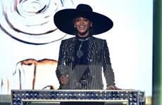 Nữ danh ca Beyonce chiến thắng lớn tại lễ trao giải BET 2016