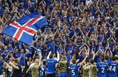 EURO 2016: Hành trình cổ tích của Iceland và những con số thú vị