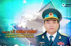 Nâng lương, thăng quân hàm 9 quân nhân phi hành đoàn CASA-212