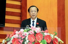 Ông Phạm Ngọc Thưởng tái đắc cử chức danh Chủ tịch tỉnh Lạng Sơn