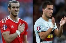 Trận tứ kết Xứ Wales-Bỉ: Những thông tin trước giờ bóng lăn