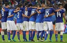 Thất bại trước người Đức chưa phải là dấu chấm hết với Italy
