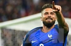 """EURO 2016: """"Những chàng ngự lâm"""" Pháp đã sẵn sàng cho Ngai vàng"""