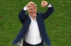 Didier Deschamps ngất ngây với chiến thắng trước đội tuyển Đức