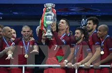 Bồ Đào Nha vô địch EURO 2016: Châu Âu là một vòng tròn
