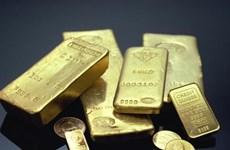 Giá vàng lấy lại đà tăng sau khi ở mức thấp nhất trong hai tuần