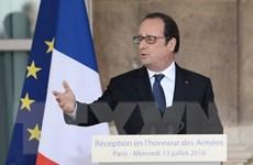 Pháp kết thúc chiến dịch quân sự ở CH Trung Phi vào tháng 10 tới