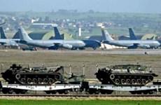Thổ Nhĩ Kỳ phong tỏa an ninh tại căn cứ không quân Incirlik
