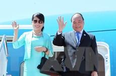 Thủ tướng kết thúc chuyến thăm chính thức Mông Cổ và dự ASEM 11