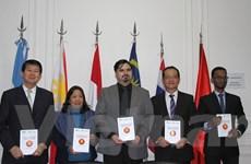Argentina ra mắt tuyển tập bài viết đoạt giải thi tìm hiểu ASEAN