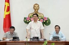 """Phó Thủ tướng: Không để các xã """"chạy"""" vào danh mục xã khó khăn"""