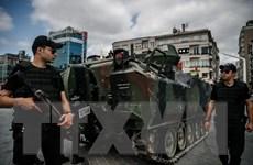 Thổ Nhĩ Kỳ hậu đảo chính: Phó quận trưởng ở Istanbul bị bắn vào đầu
