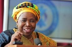 Bà Nkosazana Dlami-Zuma tiếp tục giữ chức Chủ tịch Ủy ban AU