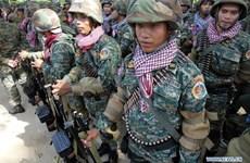 Quân đội Campuchia tìm ra kẻ tuyên bố kế hoạch đảo chính