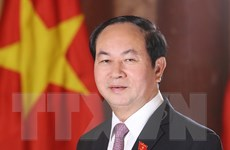 Tiểu sử Chủ tịch nước Cộng hòa XHCN Việt Nam Trần Đại Quang