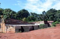 Bùng phát việc dựng nhà để chờ đền bù ở tỉnh Đắk Nông