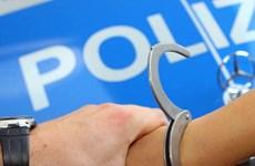 """Cảnh sát Đức bắt giữ 1 thiếu niên, phá một âm mưu """"cuồng sát"""""""