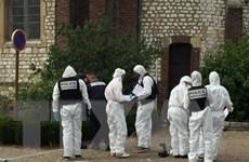 Tổ chức IS tung video về những kẻ tấn công nhà thờ ở Pháp