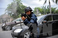 Tư lệnh cảnh sát ASEAN ký kết phối hợp quản lý khủng hoảng