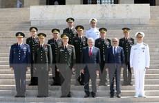 Thổ Nhĩ Kỳ cải tổ mạnh mẽ bộ máy lãnh đạo quân sự sau đảo chính