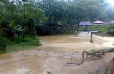 Mưa lũ tại Hà Giang: Tìm thấy thi thể một người mất tích
