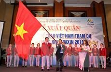 Những điều có thể bạn chưa biết về đoàn Việt Nam ở Olympic 2016