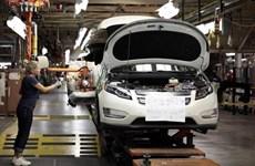 Doanh số bán ôtô tại Mỹ vẫn sáng dù sụt giảm ở một số hãng lớn