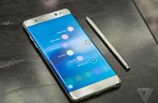Video chi tiết mẫu điện thoại màn hình cong Samsung Galaxy Note 7