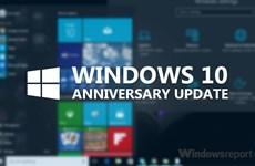 Chính thức phát hành bản Anniversary Update cho Windows 10