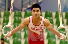Olympic 2016: Vận động viên Phước Hưng bỏ nội dung vòng treo