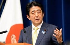 Tỷ lệ ủng hộ nội các mới của Thủ tướng Nhật Bản Abe tăng