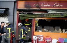 Không có dấu hiệu khủng bố trong vụ cháy quán bar ở Pháp