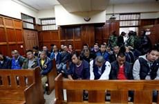 Cảnh sát Kenya trục xuất 40 người Trung Quốc về tội lừa đảo