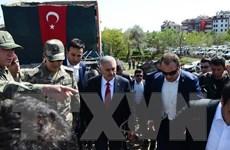 Chưa có bằng chứng về kẻ chủ mưu vụ đánh bom ở Thổ Nhĩ Kỳ